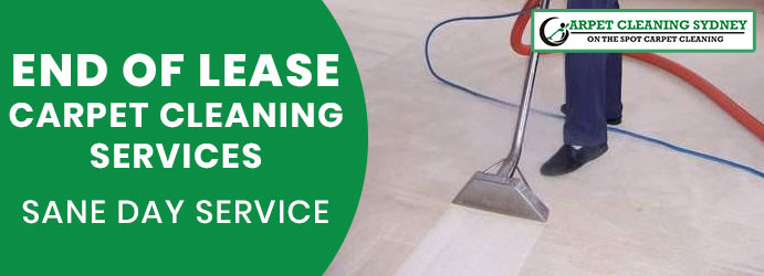 End of Lease Carpet Cleaning Sydney