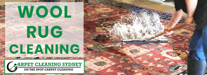 Wool Rug Cleaning Austral