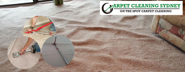 Carpet Stretching Services